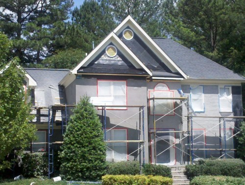 Craftmaster Enterprises Atlanta Stucco Eifs Dryvit Hard Coat Repairs And Installation